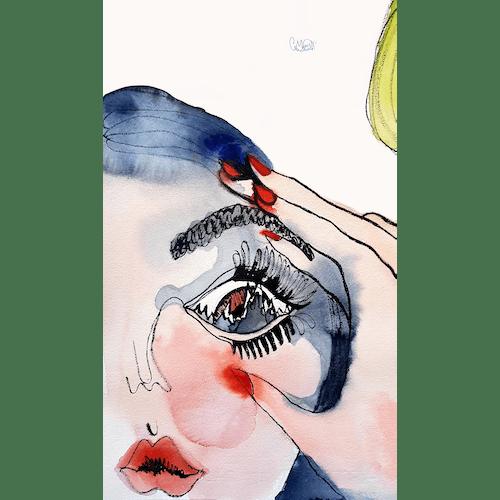 Profondità by Claudia Marchetti