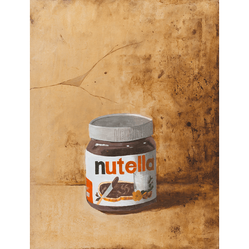 Nutella by James Pouliot