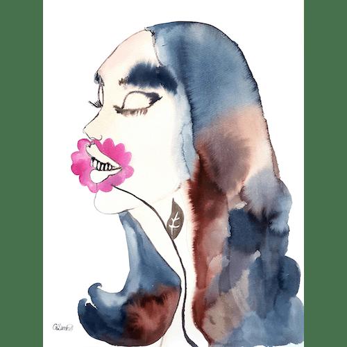 Laugh by Claudia Marchetti