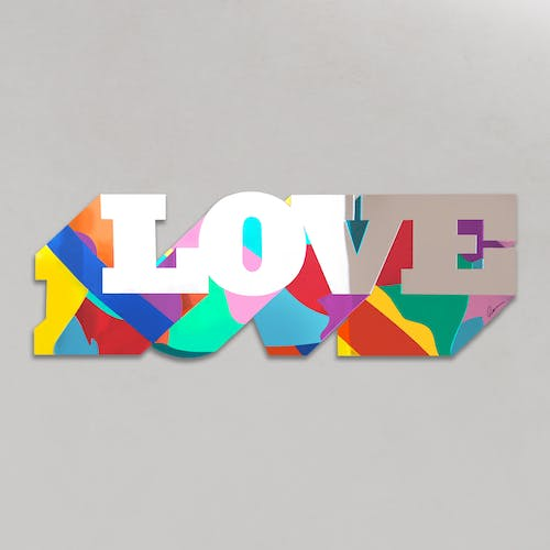Love Mirror by Yoni Alter