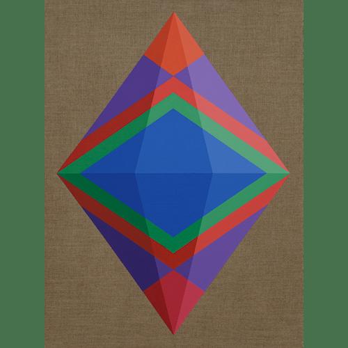 Candy (Rhombus) by Anna Tatarczyk