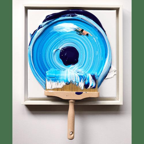 The Eye Rider by Golsa Golchini