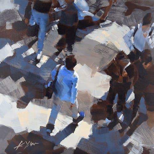 Crosswalk II by Kevin Yaun