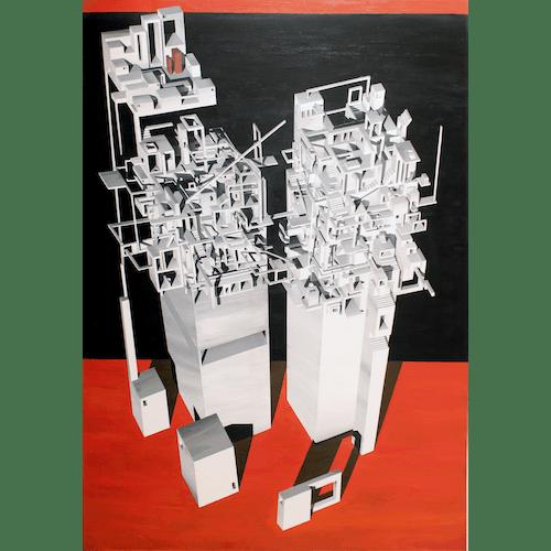 Die Hierarchie by David Sprenger