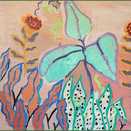 High Desert Garden by Jessica Ruth Freedman