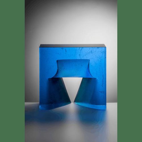 Blue Galaxy by Ivana Masitova