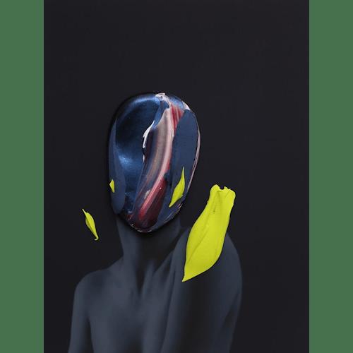 Midnight Portrait III by Fabio La Fauci