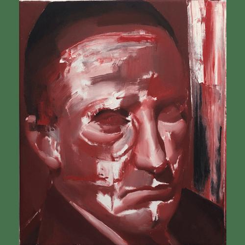 Marcel Duchamp by Matteo Venturi