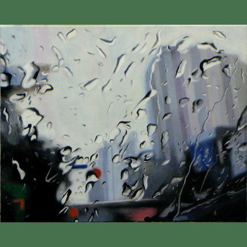 Citydrops Downpour by Richard Jurtitsch