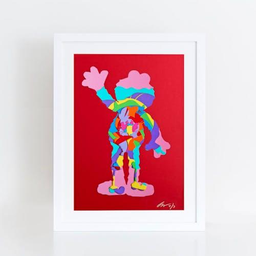 Elmo by Yoni Alter