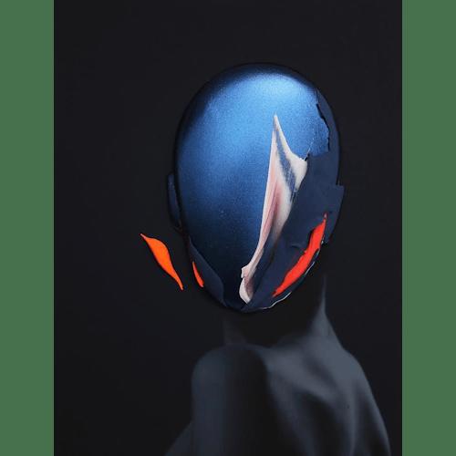Midnight Portrait IV by Fabio La Fauci