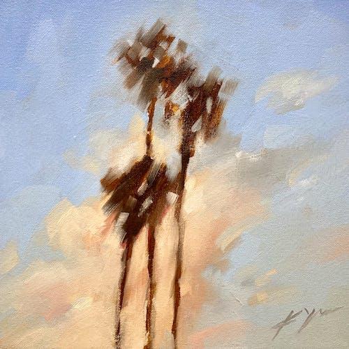 Venice Palms XI by Kevin Yaun
