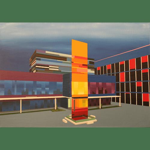 Portal Plaza by David Sprenger