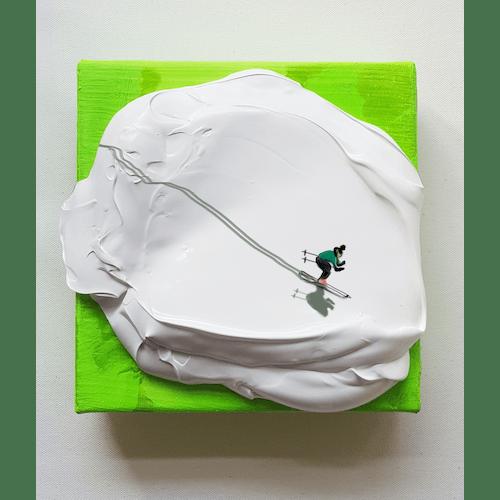 Cloud Rider by Golsa Golchini