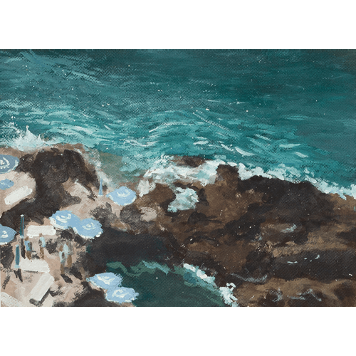 Fontelina Capri II by James Pouliot