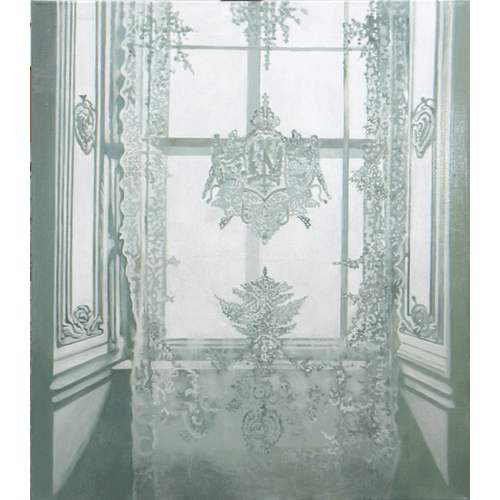 Royal Curtain by Richard Jurtitsch