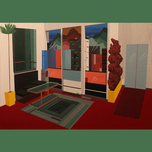 In Dr. Quartz's Waiting Room | Im Wartezimmer von Dr. Quartz by David Sprenger