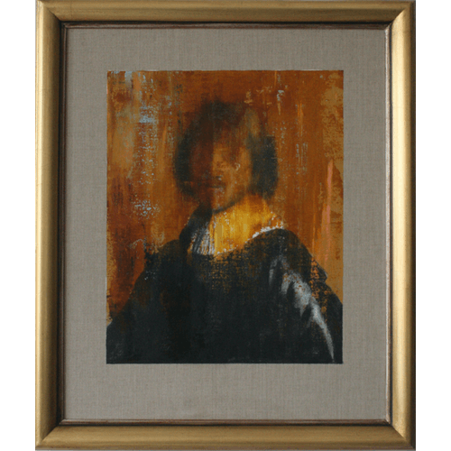 After Rembrandt, Portrait of Jacob with Yellow by Frans Smit