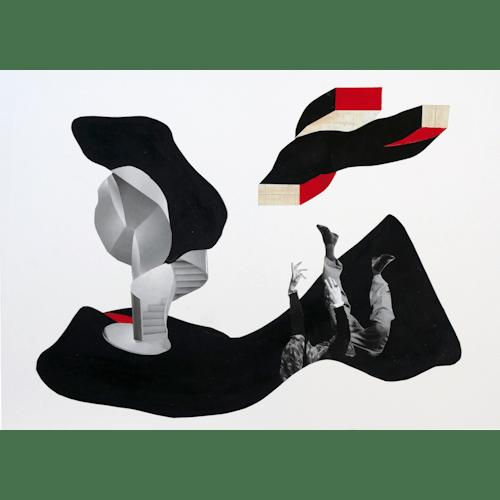 Diagrama de sonhos lúcidos by Gustavo Amaral