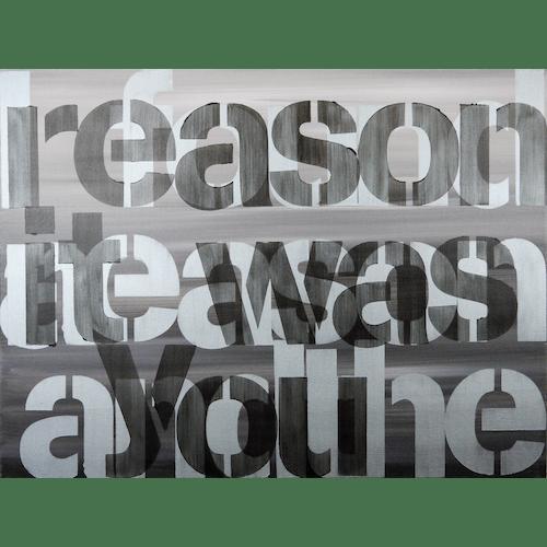 A Reason by Niki Hare