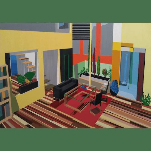 Loft without dwellers | Loft ohne Bewohner by David Sprenger
