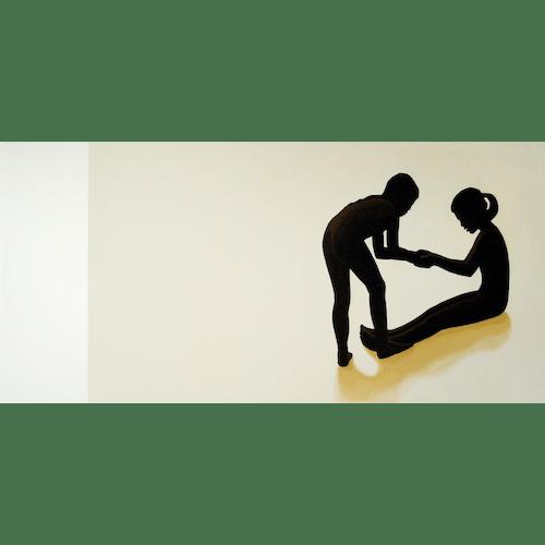 Gestures V by Julita Malinowska