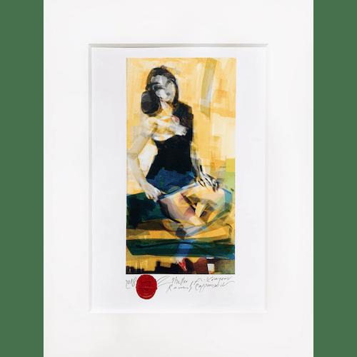 Heller Raum by Krayem Maria Awad