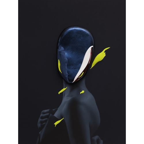 Midnight Portrait V by Fabio La Fauci
