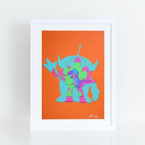 Alien by Yoni Alter