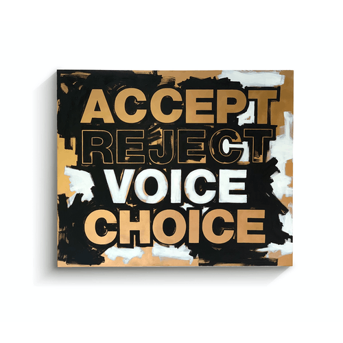 Accept Reject by Chris McCrae