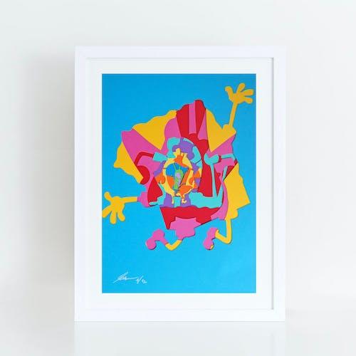 Sponge Bob II by Yoni Alter