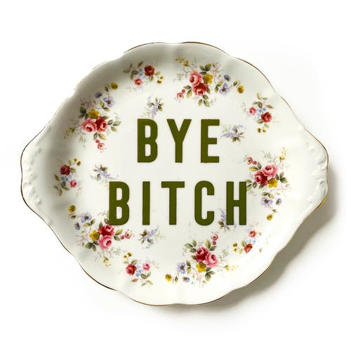 Bye Bitch by Maggie Hall