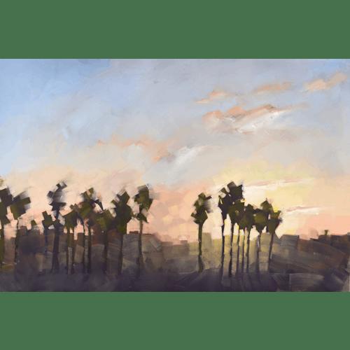 Venice Sunrise by Kevin Yaun