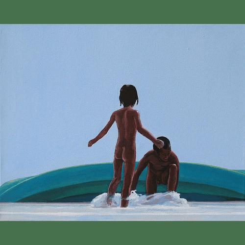 Children V by Julita Malinowska