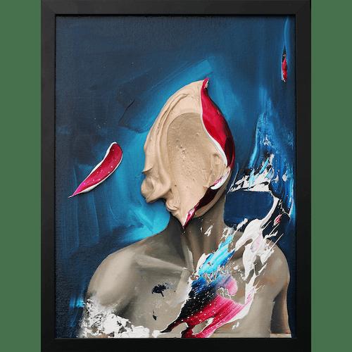 Blue Session 01 by Fabio La Fauci