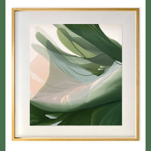 Marshline by Marina Savashynskaya Dunbar