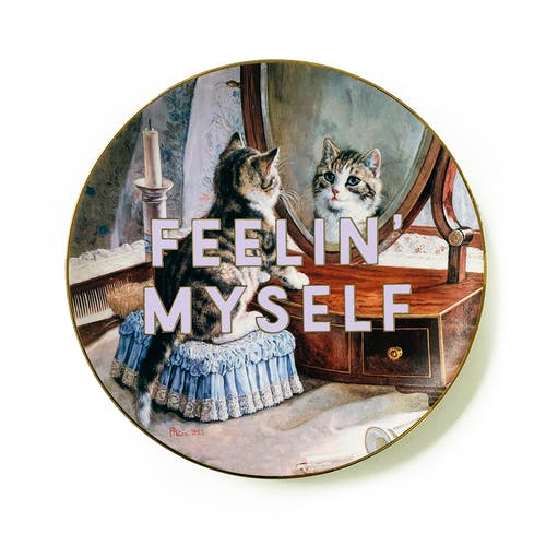 Feeling Myself by Maggie Hall
