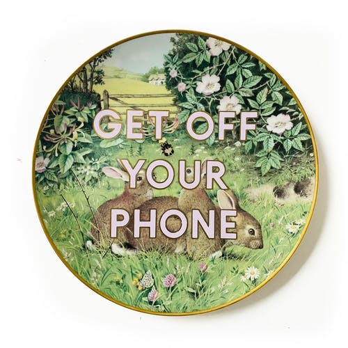 Get Off Your Phone by Maggie Hall