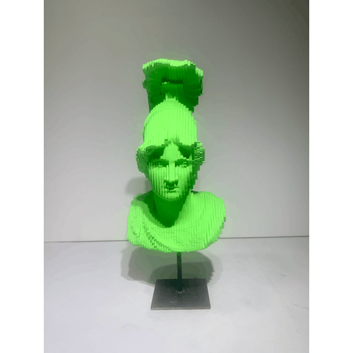 Minerva Fluo by Daniele Fortuna
