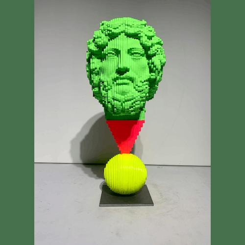 Zeus Rondinone by Daniele Fortuna