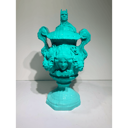 Pandora Vase by Daniele Fortuna