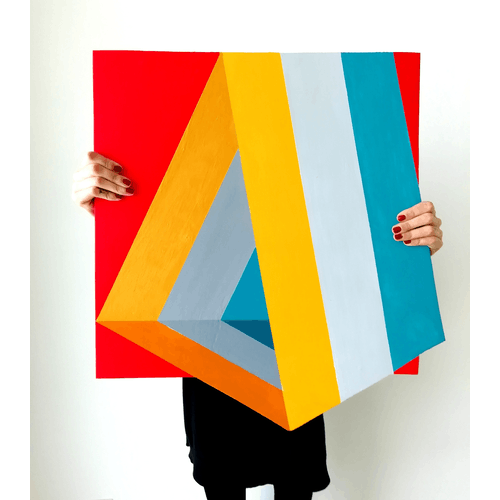 Free Angles by Ronni Squizzato