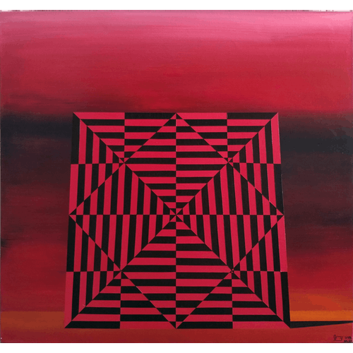 RGB Red by David Sprenger