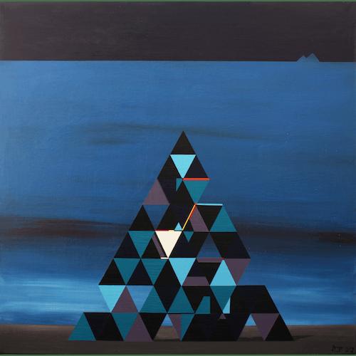 RGB Blue by David Sprenger