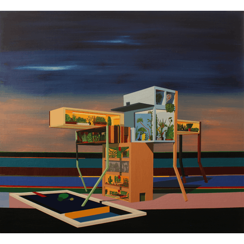 House of Plants by David Sprenger
