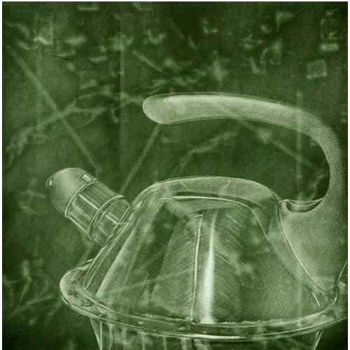 INOX Teapot by Julián Jaramillo Torres