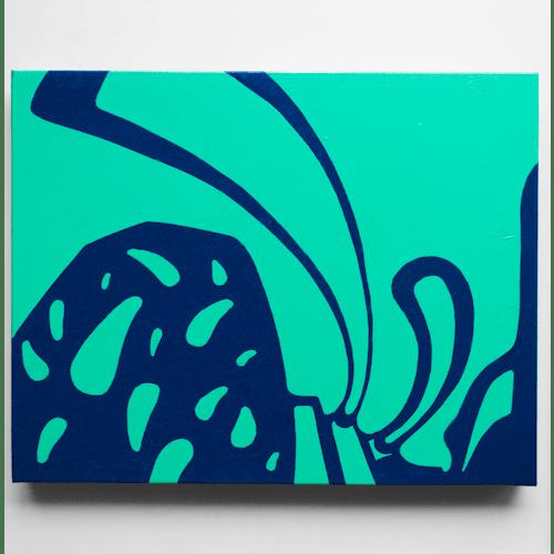 Snails in love by Leonardo Gambini