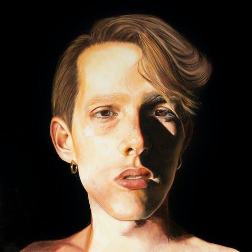 Self-portrait by Ian Bertolucci