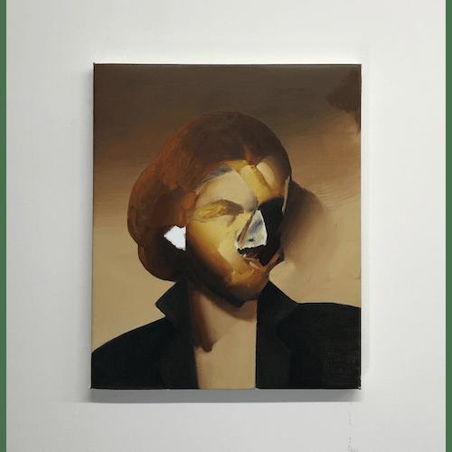 Study for a portrait by Matteo Venturi