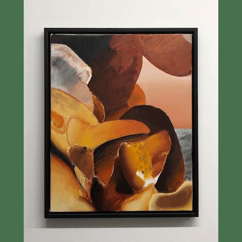 Study for a portrait 2 by Matteo Venturi